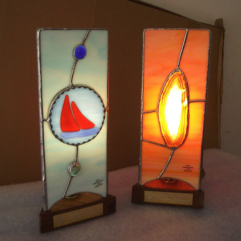 Bespoke,stained-glass,handmade,lamps,stained glass lamp handmade