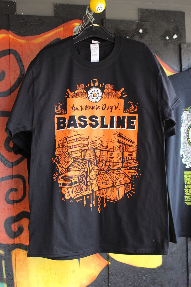 Hendo's Bassline Tee - product images  of