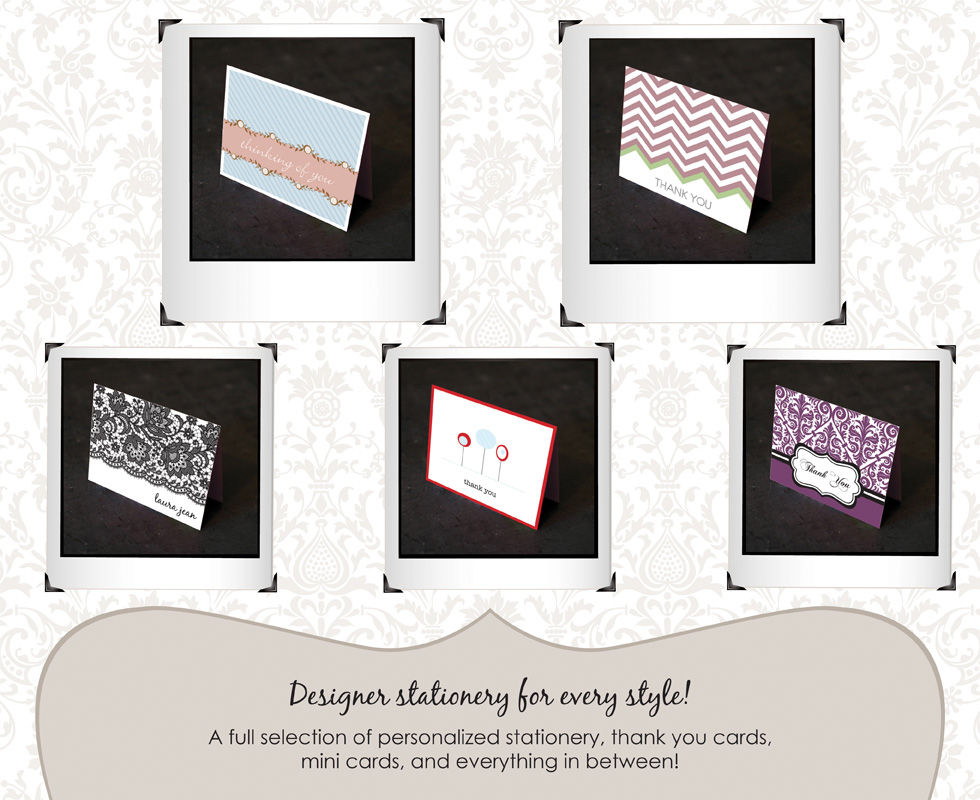 Simply Paperie Designer Stationery