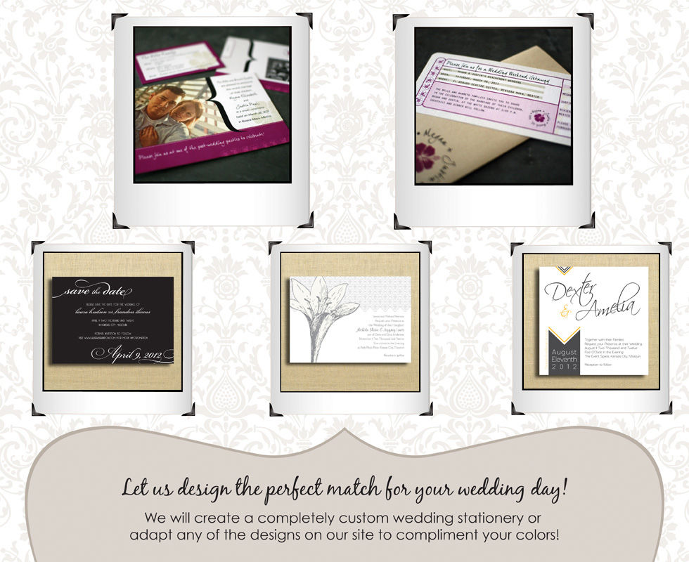 Simply Paperie Wedding Collection