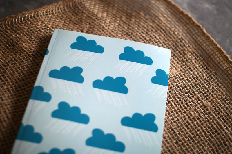 Spring Showers Notebook - product images  of