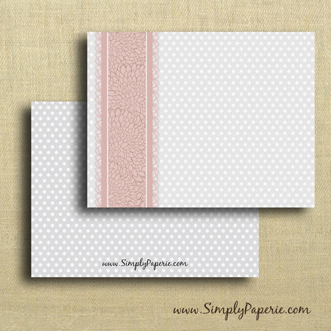 Pink,and,Grey,Polka,Dot,Note,Cards,-,Featured,in,2012,Golden,Globes,Celebrity,Gift,Lounge,Paper Goods, Cards, Thank You, notecard, note, card, flat, announcement, thank you, The Artisan Group, grey, silver, polka dot, fun, pink, floral, flower, bright, Golden Globes, celebrity, gift lounge, swag bag