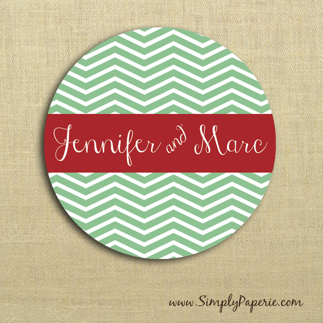 Chevron,Gift,Tag,Stickers,Gift Tag, label, Sticker, to