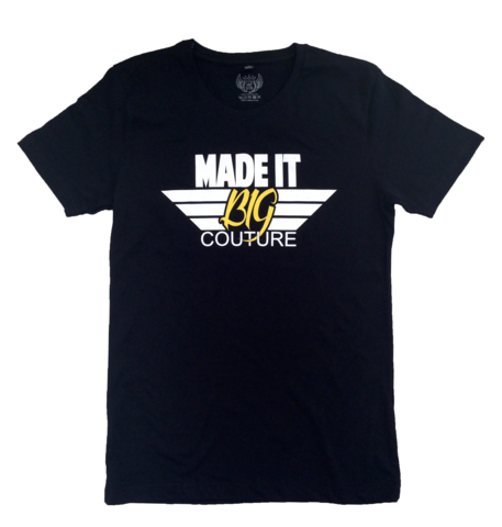 MIB,Couture,SS13,Tee,T-shirt, tshirt, tee, madeitbig, made, it, big, couture, made it big