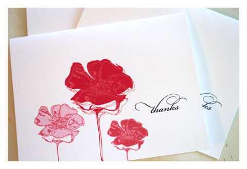Poppies,Stationery,Set,of,Thank,you,Notes,Paper_Goods