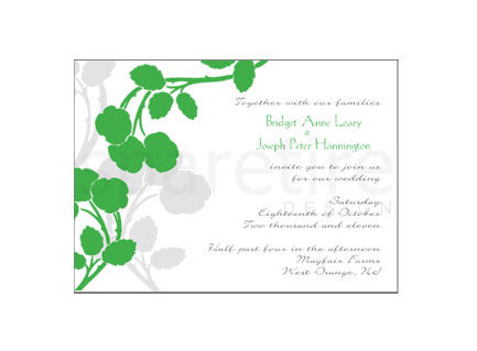 Apple Blossom Time Stationery Design - product images