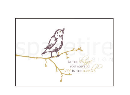Little Bird Stationery Design - product images