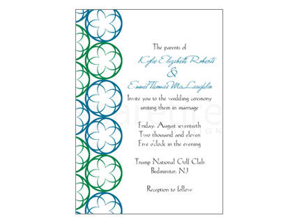 Art,Deco,Style,Flower,Border,Stationery,Design,deco flowers, flowers, art deco, border, note cards, flat notes, half sheet stationery, invitations, party invites, shower invites, save the dates, thank you notes, wedding invites, wedding invitations, wedding day stationery