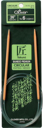 Takumi Bamboo Knitting Needles Circular (36 INCH) - product images