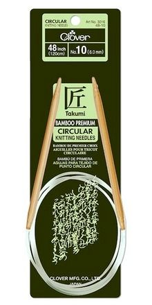 Takumi Bamboo Knitting Needles Circular (48 INCH) - product images