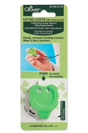 Knitting,Counter,MINI,KACHA-KACHA,row counter,knitting and crochet accessories,Takumi Bamboo Knitting Needles Circular,clover knitting needles,knitting,crochet,kg krafts