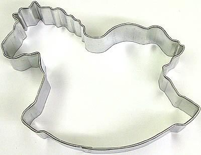 Rocking,Horse,Cookie,Cutter,3,rocking horse, cookie cutter,kg krafts,cookies,baking supplies,kitchen