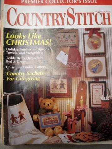 Country,Cross,Stitch,Premier,Edition,country cross stitch, premier edition, kg krafts,needle arts,needework,quilting