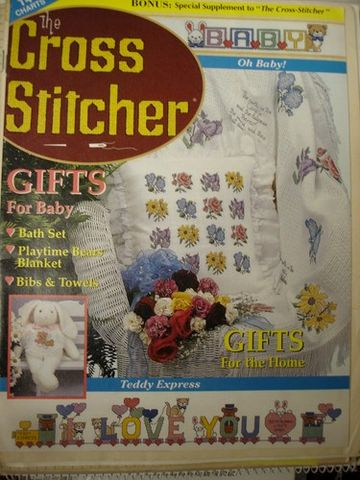 The,Cross,Stitcher,Gifts,for,the,Home,The Cross Stitcher Gifts for the Home,cross stitch magazine,kg krafts,cross stitch
