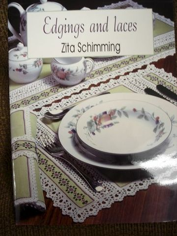Edgings,and,Laces,by,Zita,Schimming,Edgings and Laces by Zita Schimming,crochet,edgings,laces,kg krafts