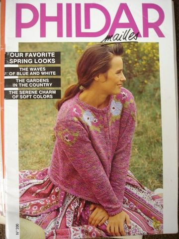 Phildar,Mailles,No,200,Spring,Looks,Phildar Mailles No 200 Spring Looks,kg krafts,sweaters,shrugs,pullovers,cardigans,knitting,crochet,fashion, crafts,craft supplies