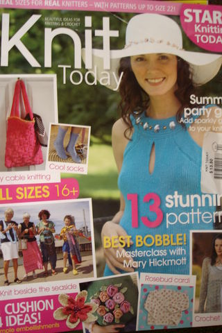 Knit,Today,issue,no.,24,knit today magazine,issue no 24,sweaters,socks,home decor,kg krafts,crochet,knit