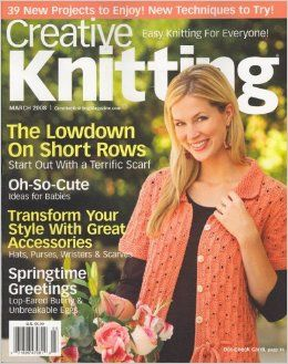 Creative,Knitting,Magazine,March,2008,Creative Knitting Magazine March 2008,kg krafts,kntting,instructions,crochet
