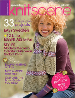 Special,Issue,Knitscene,Fall,08,Special Issue Knitscene Fall 08,kg krafts,knitting patterns
