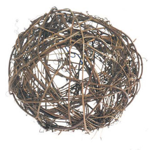 Natural Grapevine Ball  4 inches - product images