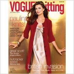 Vogue,Knitting,Holiday,2007,Vogue Knitting,holiday 2007 , Classic Vogue, sweaters, family knit, designers