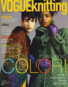 Vogue,Knitting,Winter,2007/2008,Vogue Knitting,winter 2007/2008 , Classic Vogue, sweaters, family knit, designers