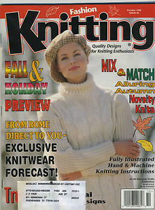 Fashion,Knitting,number,85,October,1996,Fashion Knitting number 85 October 1996,kg krafts,knitting,patterns,crochet