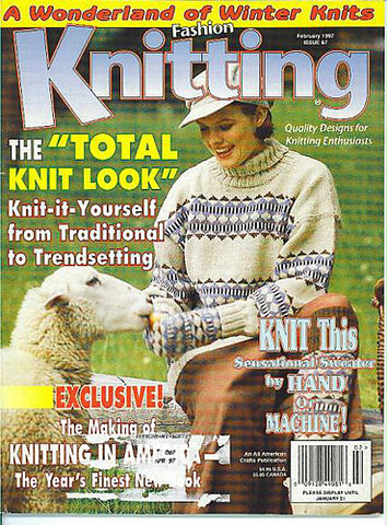 Fashion,Knitting,number,87,February,1997,Fashion Knitting number 87 February 1997,kg krafts,knitting,patterns,crochet