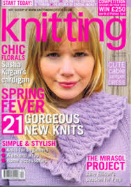 Knitting,Magazine,April,2008,Knitting Magazine April 2008,knitting,kg krafts,crochet,england