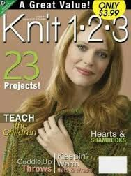 Knit,1.2.3,Issue,3,Knit 1.2.3,Premier Issue issue 3,knit,crochet,kg krafts,sweaters,afghans,patterns