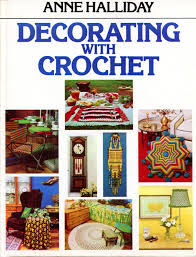 Anne,Halliday,Decorating,with,Crochet,Anne Halliday Decorating with Crochet,kg krafts,knitting,crochet,patterns