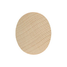 Wood Oval  Cutouts - product images