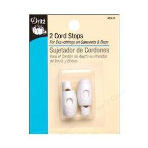 Dritz Cord Stops in choice of Three Colors - product image