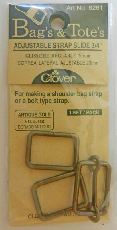 Adjustable Stap for Shoulder Bags by Clover Bag's and Tote's - product images
