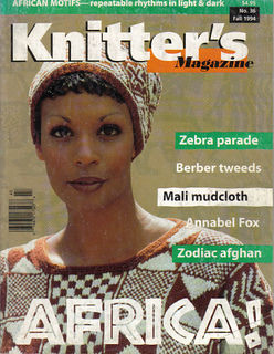 Knitter's,Magazine,Fall,1994,no.,36,by,Knitting,Universe,Knitters Magazine,Fall 1994 no. 36, Knitting Universe patterns, designs, trendy, colorful, sensational, magazine, knit, crochet, patterns, instructional