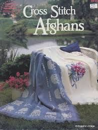 Cross,Stitch,Afghans,by,Rita,Weiss,from,American,School,of,Needlework,Cross Stitch Afghans by Rita Weiss from American School of Needlework,needlearts,needlework,kg krafts