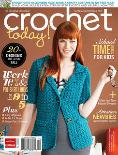 Crochet,Today,March/April,2011,Crochet Today March/April 2011,crochet,knitting, magazine,kg krafts