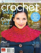 Crochet,Today,Jan/Feb,2011,Crochet Today Jan/Feb 2011,crochet,knitting, magazine,kg krafts