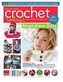 Crochet,Today,Special,Issue,30,Quick,and,Crafty,Presents,Crochet Today Special Issue 30 Quick and Crafty Presents,crochet,knitting, magazine,kg krafts
