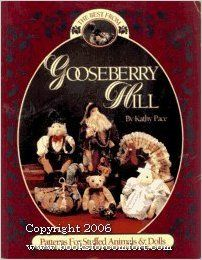 the,best,from,Gooseberry,Hill,by,Kathy,Pace,the best from Gooseberry Hill by Kathy Pace,clothe,dolls,sewing,kg krafts,bunny,bear,santa
