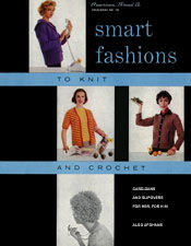 American,Thread,Co.,Star,Book,no,141,Smart,Fashions,star book, no 141,american thread,smart fashions, knit,crochet,afghans,sweaters,cardigans