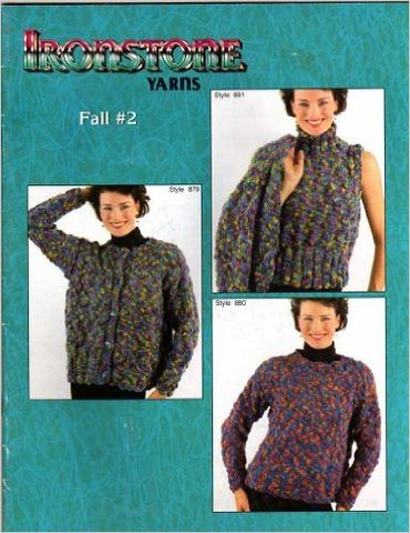 Ironstone,Yarns,Fall,no.,2,Knit,Fashions,Ironstone Yarns Fall no. 2, Knit Fashions,kg krafts,knit,crochet,sweaters,hats,gloves