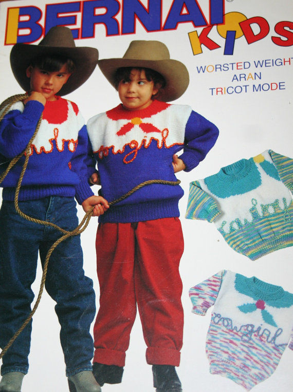 Bernat Kids Worsted Weight no. 1279 - product images