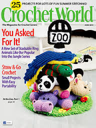Crochet World June 2015 - product images