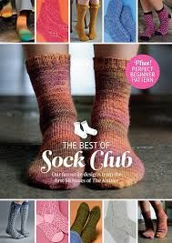 The Best of Sock Club from the Makers of Simply Knitting - product images