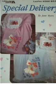 Special Delivery by Jean Myers Counted Cross Stitch - product images