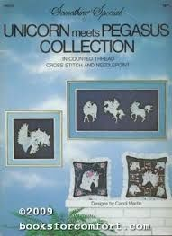 Unicorn Meets Pegasus Collection by Candi Martin Something Special - product images