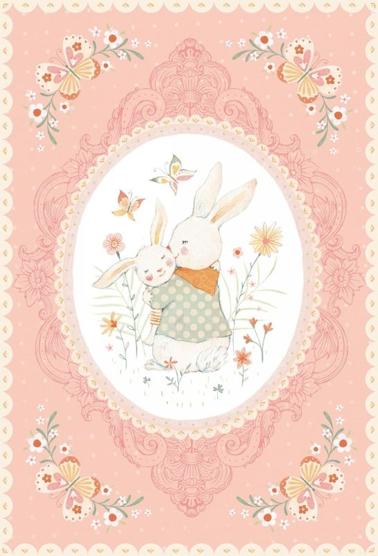 Bunny Tales by Lucie Crovatto for Studio E - product image