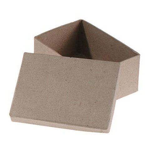 4X3 Rectangle Paper Mache Box - product images