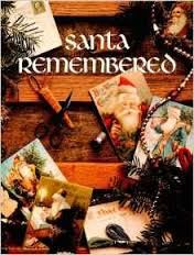 Santa,Remembered,Counted,Cross,Stitch,by,Leisure,Arts,Santa Remembered, Counted Cross Stitch,kg krafts,dmc,Christmas,needlework,needle arts